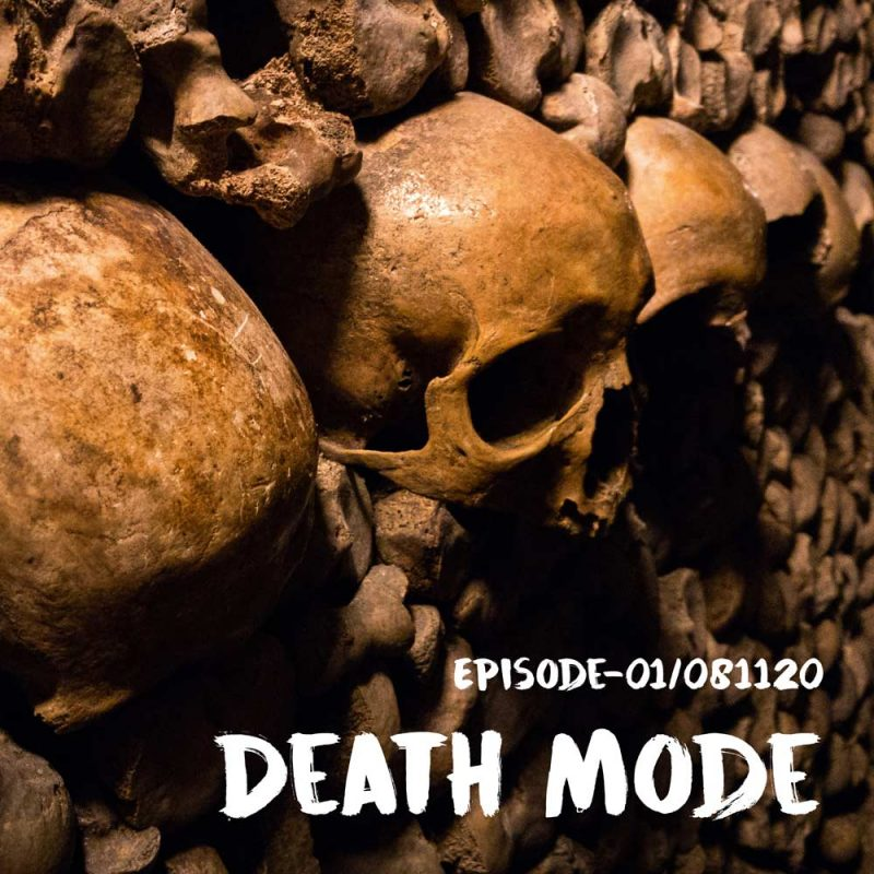 Podcast-Cover: Episode 01 081120